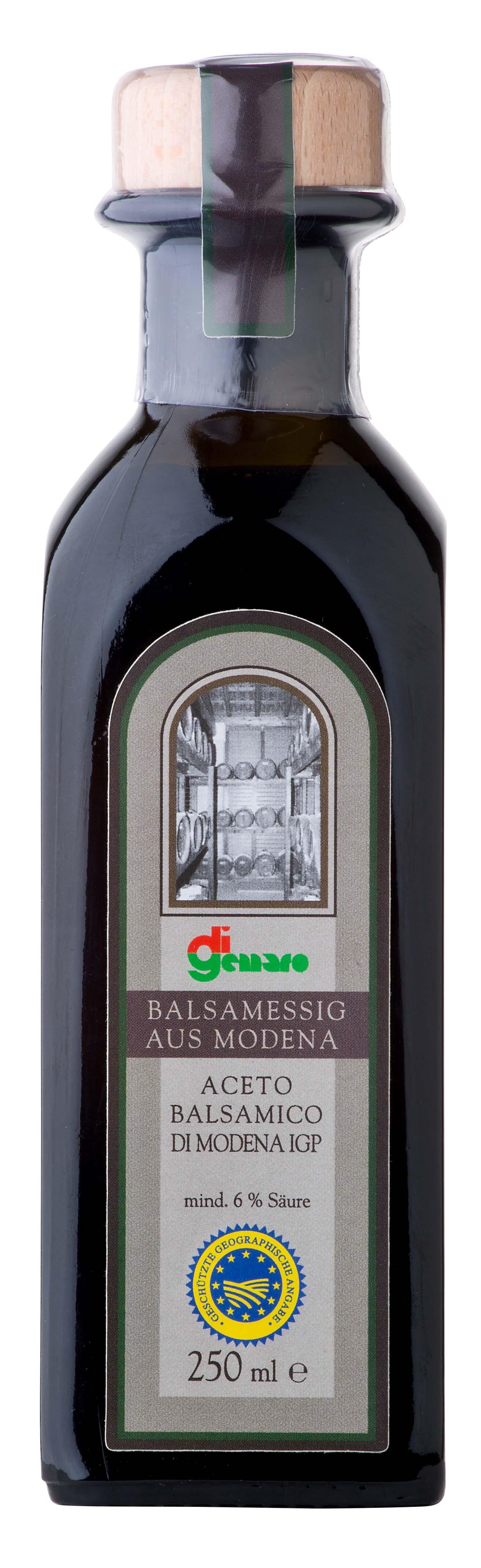 Aceto Balsamico di Modena Sel. Gran Riserva IGP 250 ML DIGE