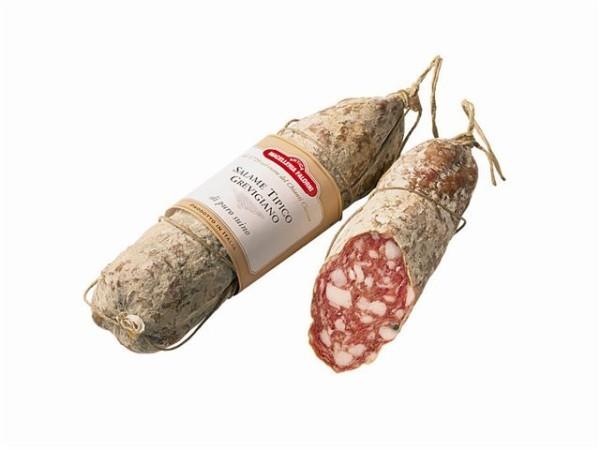 Salamino Grevigiano ca. 380 gr.Falorni Salamino aus Greve  ( Kühlartikel)