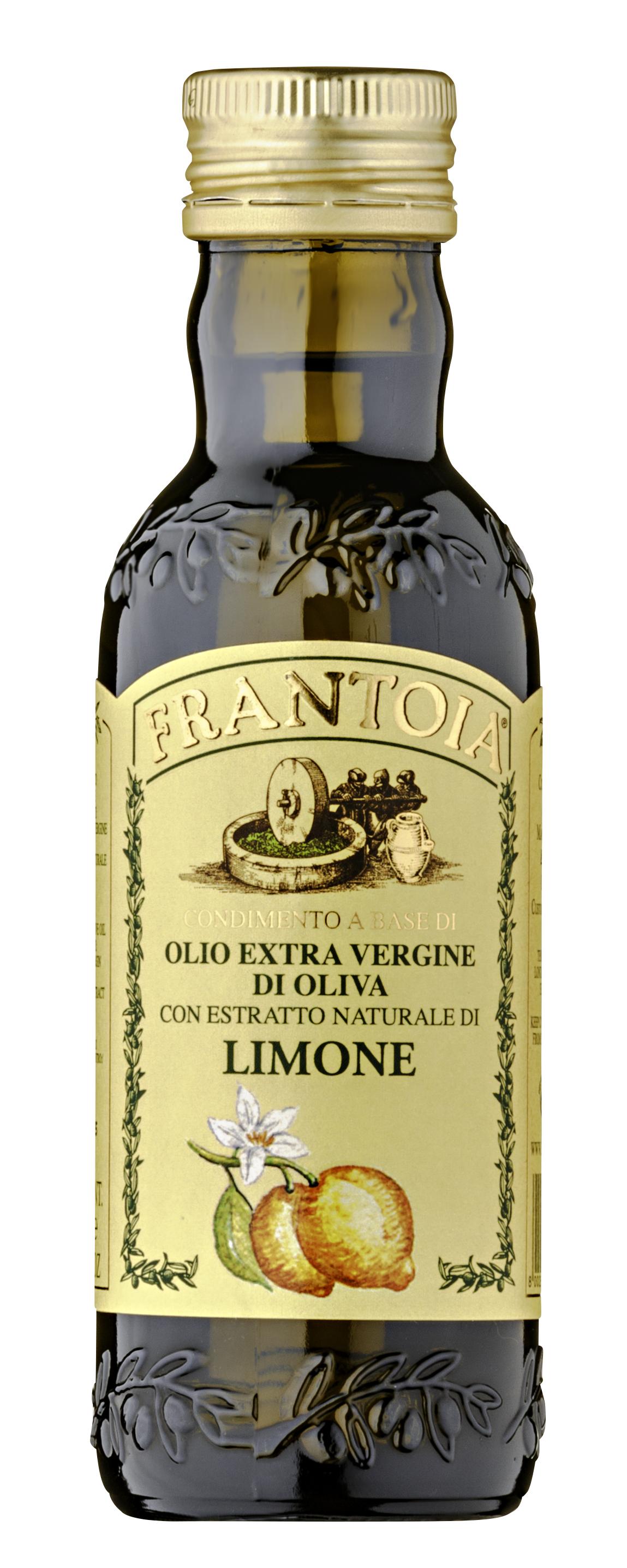 """""""Frantoia"""" olio e.v. aromatizzato al limone 250 ML Barbera"""