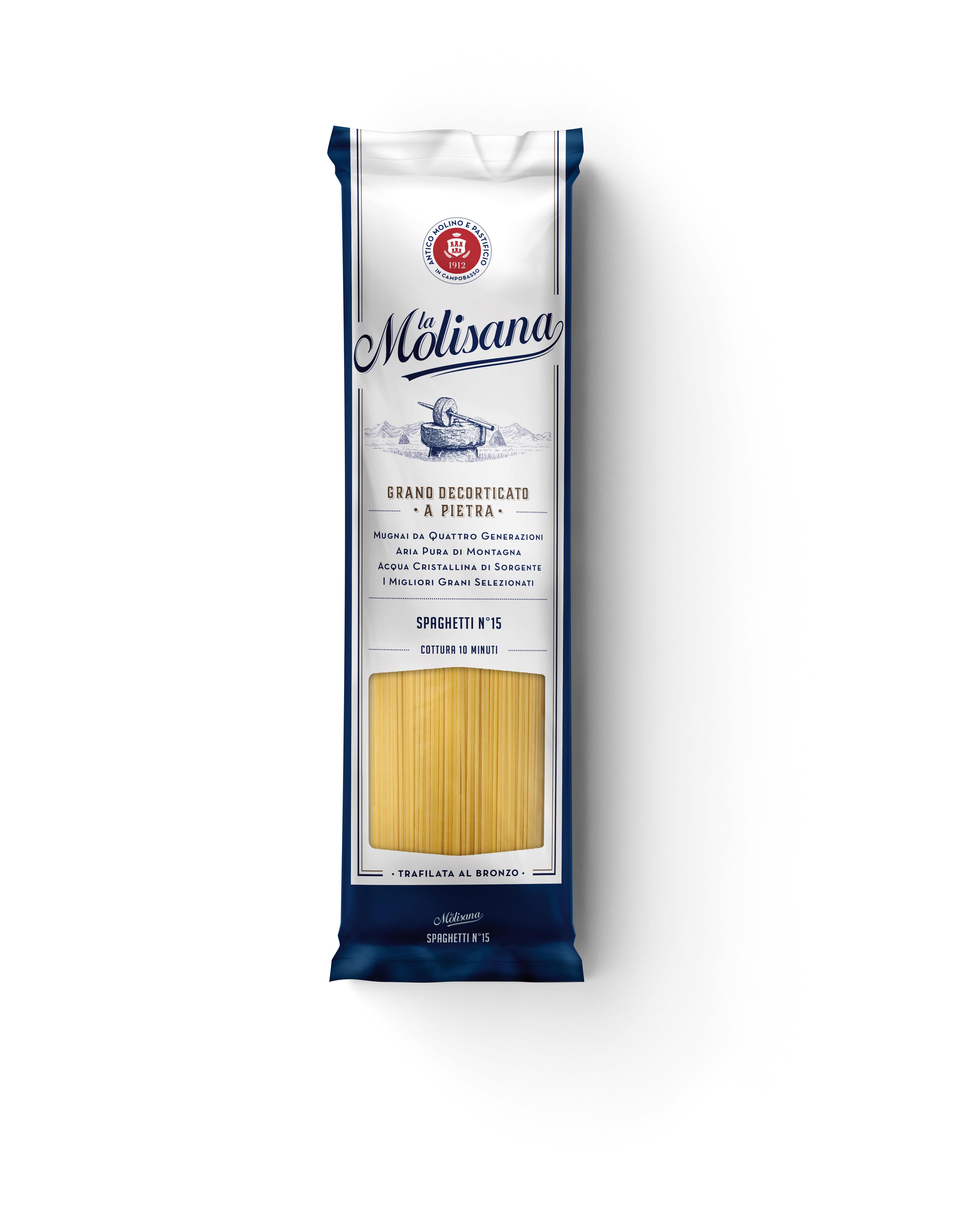 Spaghetti bronzo 500g La Molisana