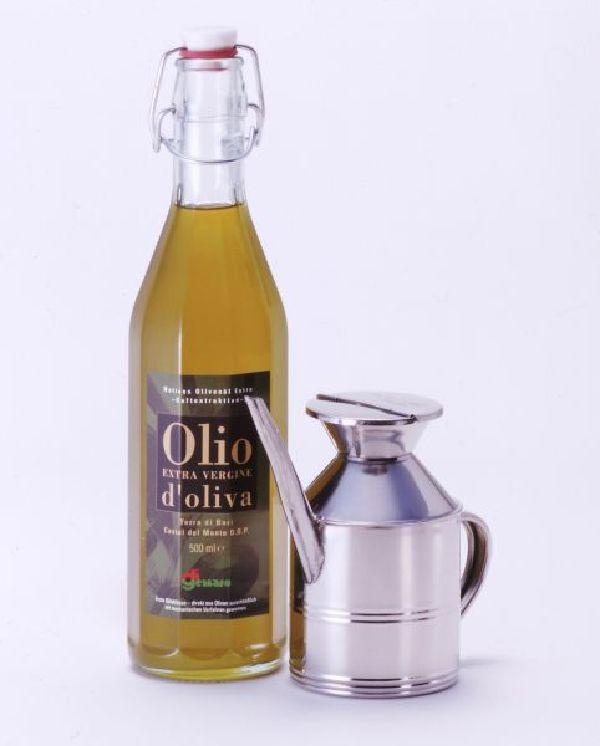 Duo oliera & olio extra vergine di oliva