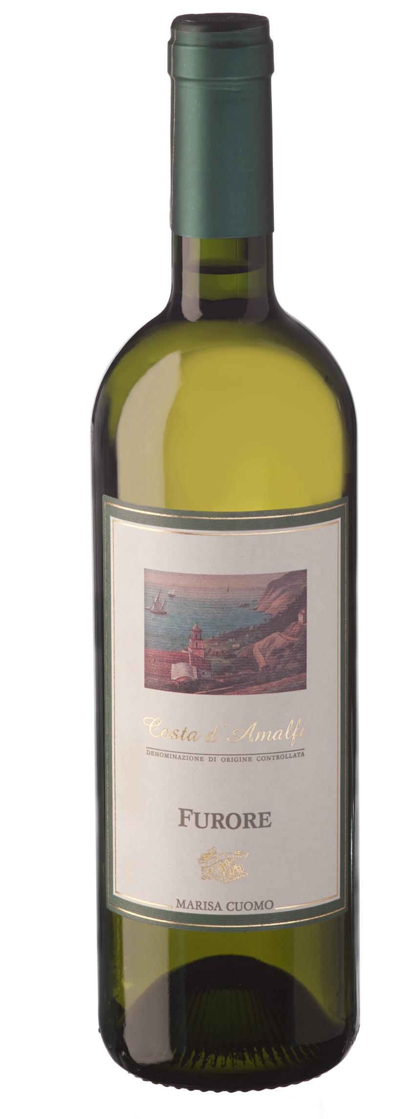 """Furore"" Costa d'Amalfi Bianco 2020 750 ML Marisa Cuomo"