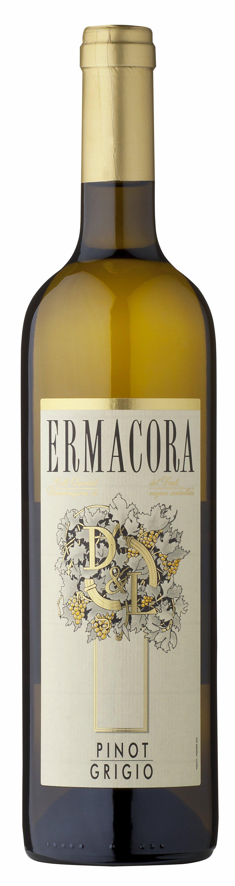 Pinot Grigio Colli Orientali del Friuli 2020 750 ML Ermacora