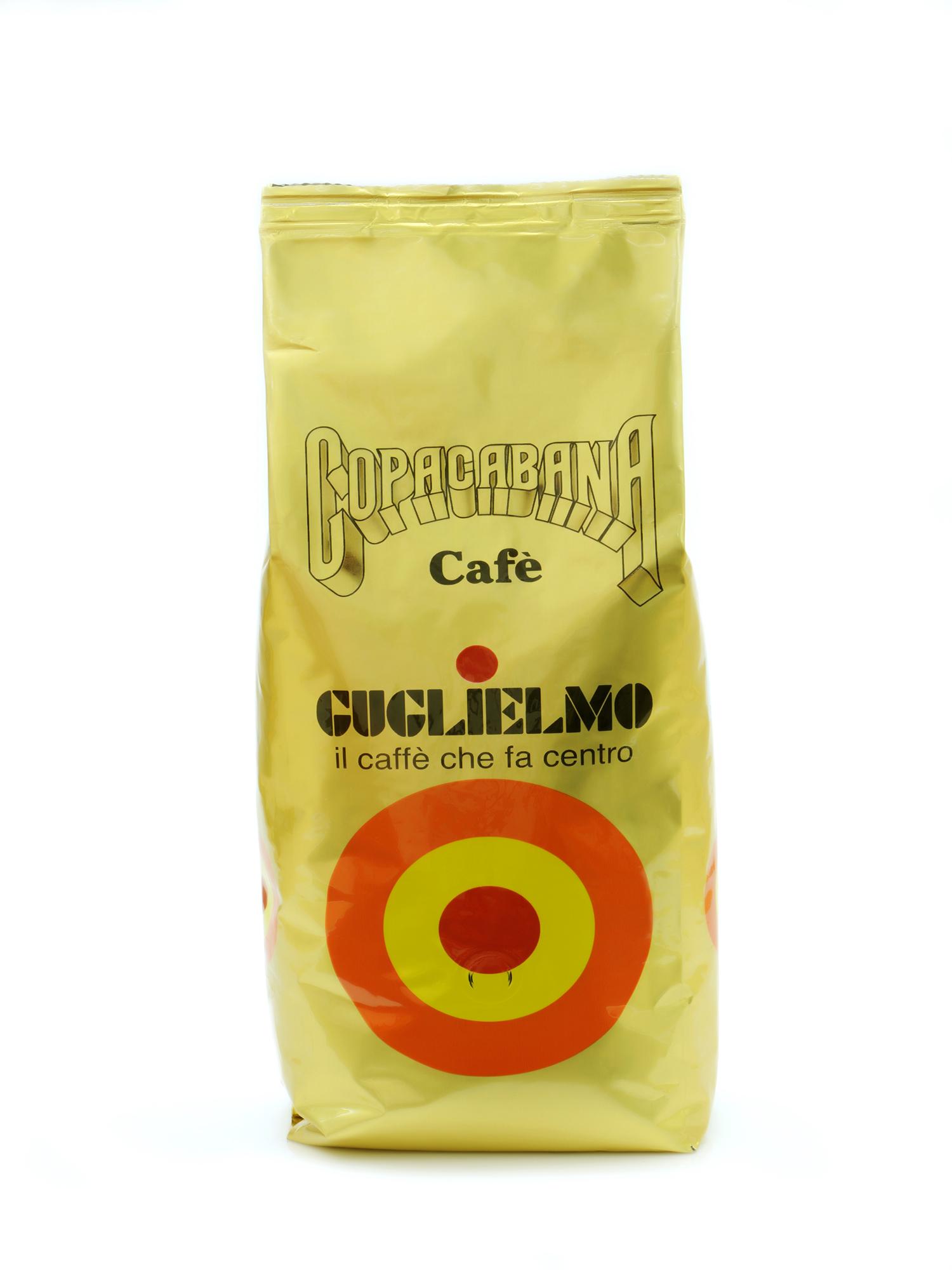 """Copacabana Caffè"", 1 kg Packung Guglielmo"