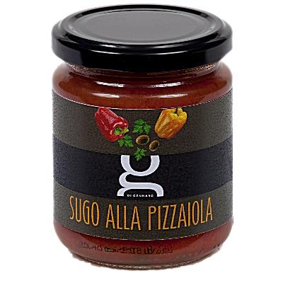 Sugo alla Pizzaiola 212 ml DIGE - Tischfertige Tomatensauce Pizzaiola