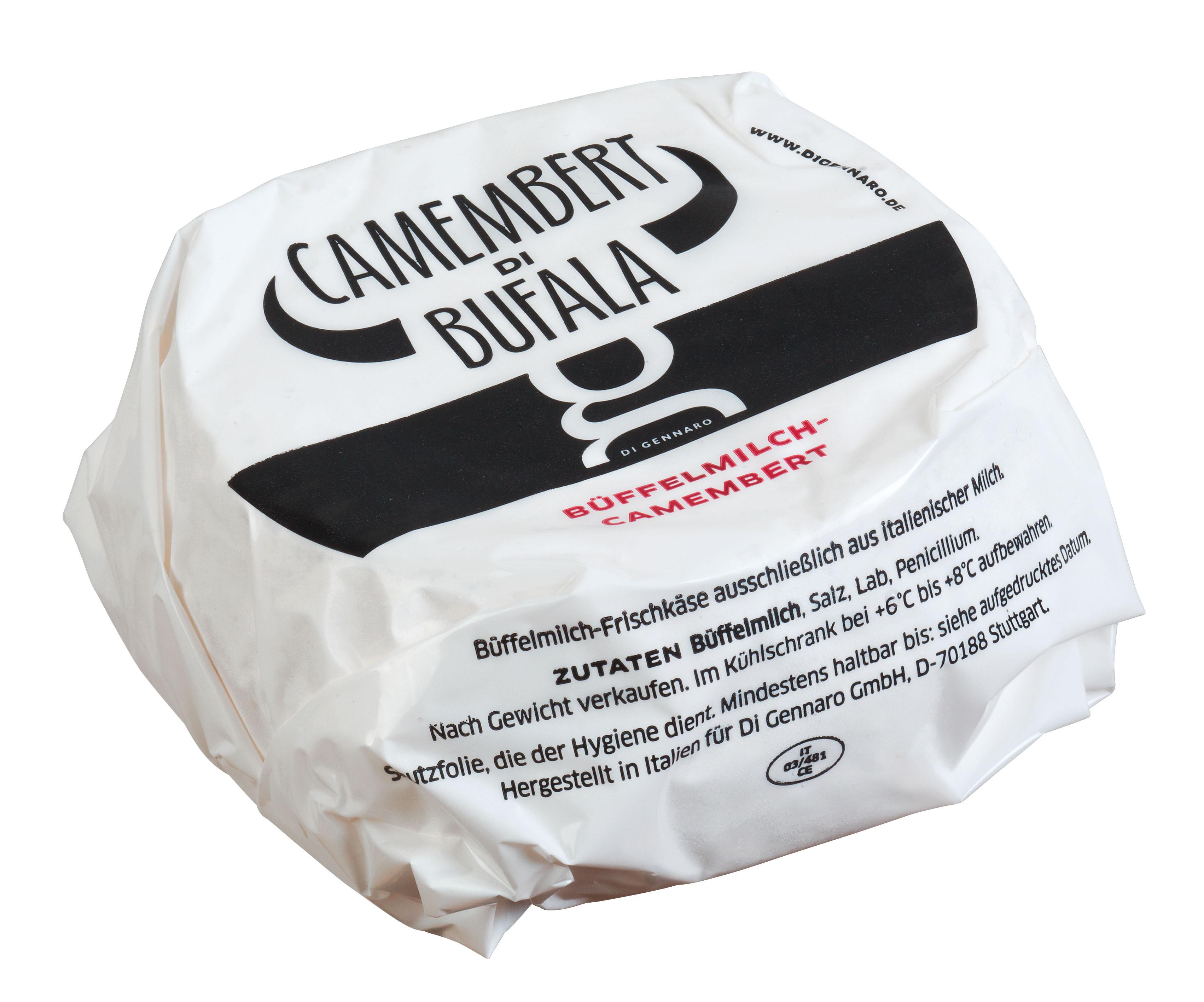Camembert di bufala  ca. 280-300 g