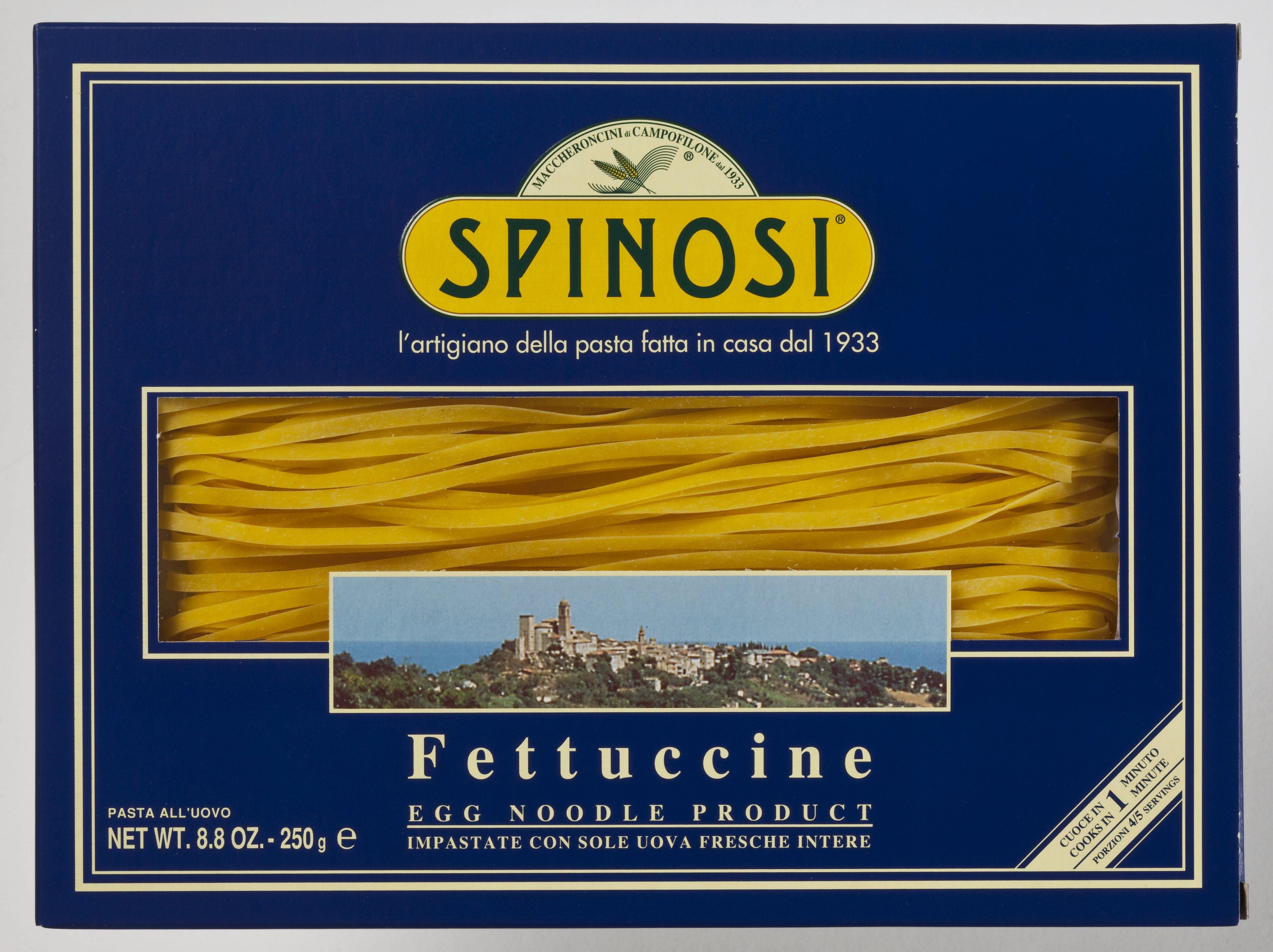 Fettuccine di Campofilone 250 g Spinosi