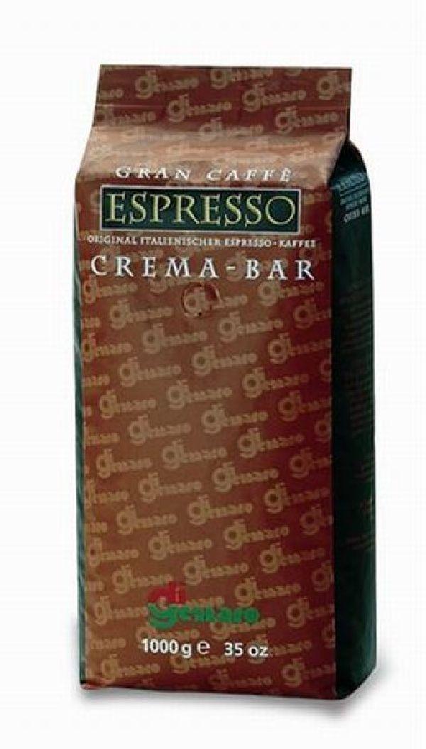 """""""Gran Caffè Espresso Crema Bar"""", 1 kg Packung DIGE vakuum"""