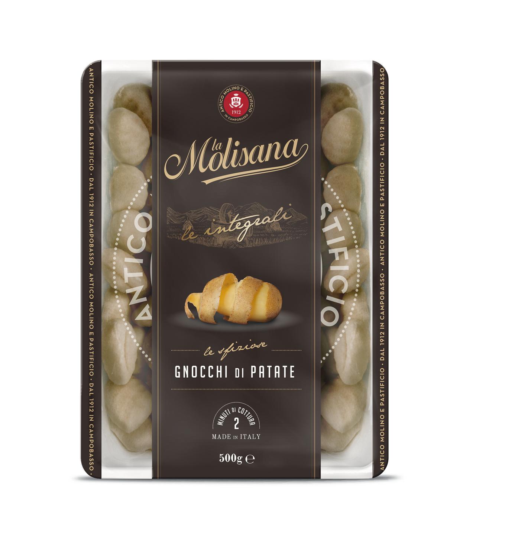 Gnocchi di patate integrali 400g La Molisana